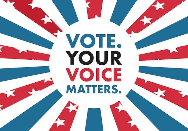 It's Super Tuesday! Go Vote!