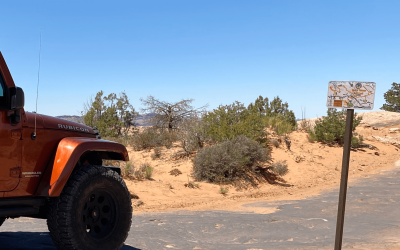Fins and Things – Jeep Badge of Honor Trail – A Review
